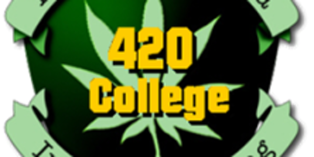 California college for 420_new