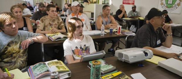 Cannabis business school
